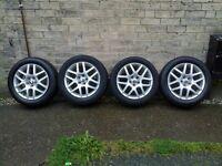 Vw Volkswagon BBS Montreal Alloy Wheels