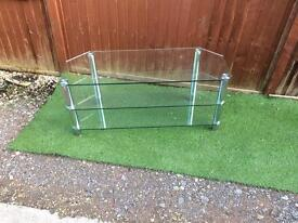 3 Tier Glass table