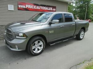 2013 Dodge Ram 1500 SPORT-CREW-NAVIGATION-SUNROOF!!!