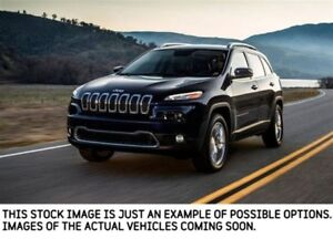 2018 Jeep Cherokee New Car North 4x4 Cold Wthr., Safetytec Pkg B