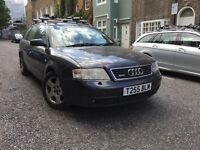 1998 Audi A6 Avant 2.8 manual. 35k miles. One owner from new
