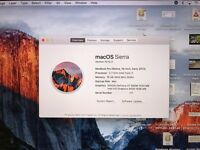 MacBook Pro 15 inch Retina display ,i7 2.7 ghz, 16gb ram