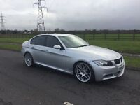 Bmw 330d m sport auto 2006 top spec