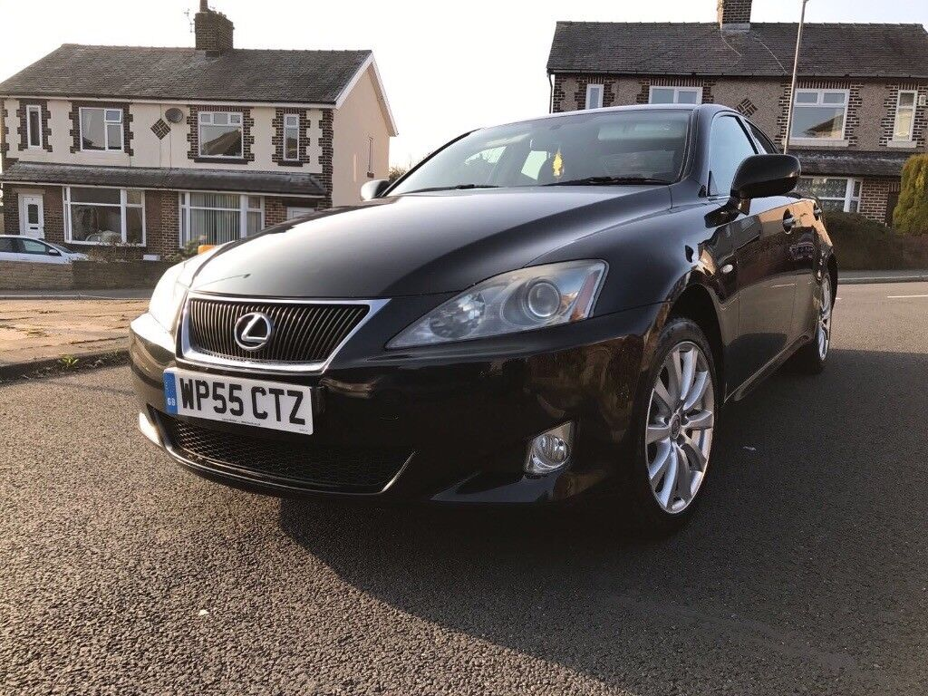 LEXSUS IS220d - EXCLNT CONDTN, LADY OWNER, LEXSUS SERVICE HISTORY, M/WAY MILEAGE, DRIVE AWAY TODAY!