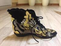 Women's cowboy ankle boots size 39 uk 6