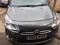 Citroen DS3 1.6 e-HDi Airdream DSport 3dr - 80+ MPG - ZERO TAX
