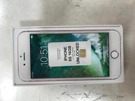 Apple iPhone 6S 16GB unlocked to all networks