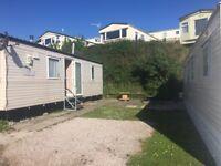 rent static caravan at Challaborough