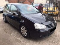 Volkswagen Golf 2.0 TDI GT 5dr - 2005, 2 Owners, 12 Months MOT, Service History, Drives Great! £2195