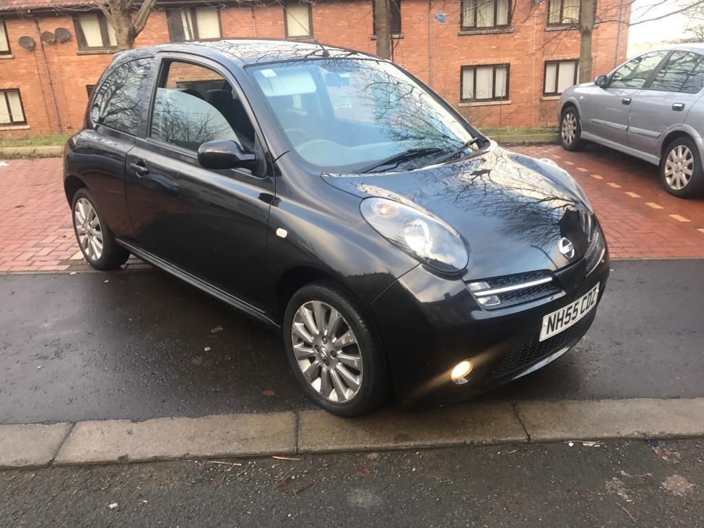 2006 55 nissan micra 1 2 sport march 2018 mot in gateshead tyne and wear gumtree. Black Bedroom Furniture Sets. Home Design Ideas