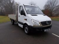 !!!!! NO VAT 2010 10 MERCEDES SPRINTER 313 CDI 2.2 AUTOMATIC !!!!! NO VAT