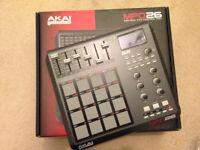 MPD26 MIDI USB pad controller