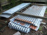 roof sheets 20ft long