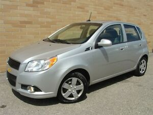 2011 Chevrolet Aveo LT. WOW!! Only 125000 Km! Automatic! Loaded!