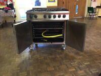 Moorwood Vulcan Gas oven