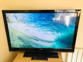 """TV Polaroid 42"""" with remote 1080p HDMI"""