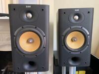 B&W DM601 S3 bowers and Wilkins loudspeakers