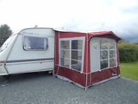 Two Isabella awnings.