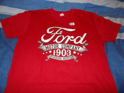 Fomoco ford genuine parts sign new reproduction other parts ford motor company dearborn michigan t shirt licensed fomoco coburg north sciox Image collections