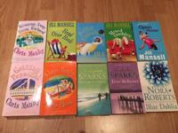 Ladies fiction book bundle (2)