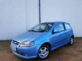 CHEVROLET KALOS 1.4 PETROL - LOW MILEAGE - DRIVES EXCELLENT