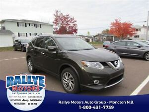 2014 Nissan Rogue SL! AWD! Back-Up! Alloy! Sunroof! Leather!