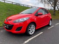 2013 MAZDA 2 Tamura 1.3 special 5 door *** £30 ROAD TAX*** ***FINANCE DEALS AVAILABLE***