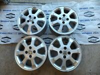 Vauxhall alloys 6 x 15 - 4 stud