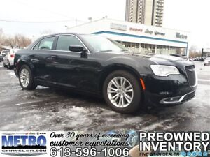 2016 Chrysler 300 Touring - FULLY LOADED & LOW MILEAGE