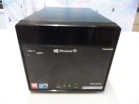 PC Desktop : SHUTTLE XPC CUBE PC