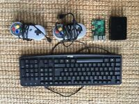 Raspberry Pi B+ With Accessories