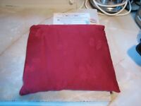 `Opal' brand Stay Warm Cherry Stone Thermal Pillow
