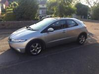 Honda Civic 1.8 i-VTEC ES 5dr i-SHIFT Auto hatchback