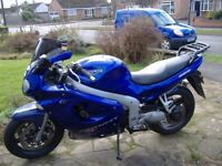 Triumph Sprint ST, Low mileage and good condition