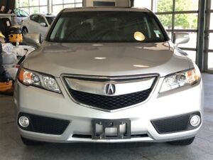 2015 Acura RDX at - TECH PKG, ACCIDENT-FREE, 1 OWNER