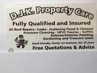 DJK Property care