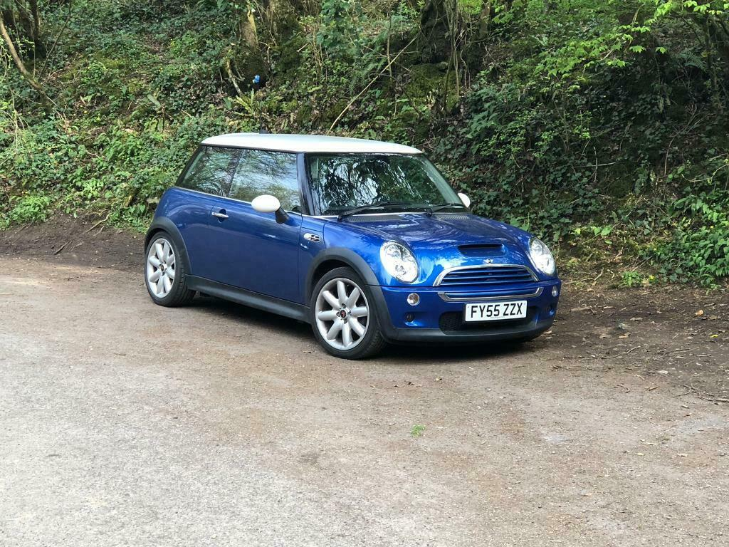 Mini Cooper S In Frome Somerset Gumtree