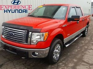2012 Ford F-150 LARGE PICK-UP V6 4x4 WITH GREAT PERFORMANCE AND