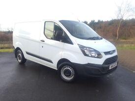 Ford Transit Custom 290 L1 H1 2.2 TDCi Buy This Van For £150.00 PM PCP