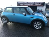 2005 mini 1.6 cooper hatchback