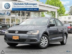 2013 JETTA TRENDLINE+2.0L 5-SPEED MANUAL
