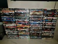 Bulk load of dvds for sale