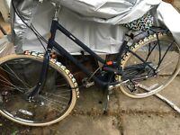 Ladies orla Kiely bike