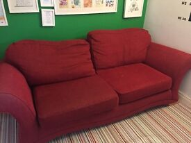 Sofa for sale. Great condition. 7ft. To be collected.
