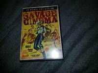 SAVAGE CINEMA 12 CULT CLASSIC MOVIES