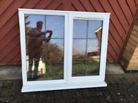 4 year old Anglian window 47x41