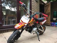 Thumpstar 110cc Pit Bike - Excellent Condition