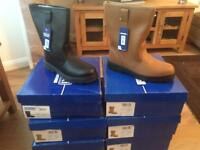 MASSIVE SALE WORK BOOTS NEW