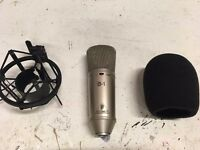 Behringer B-1 Single Diaphragm Condenser Microphone USED