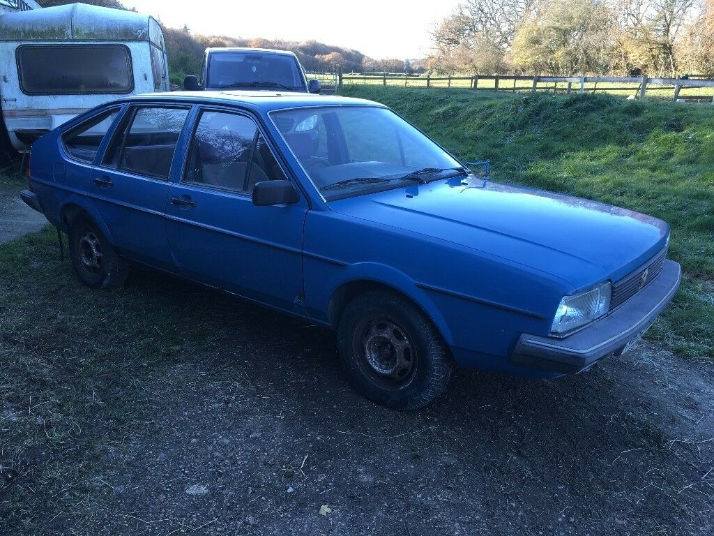 VOLKSWAGEN VW PASSAT CL 1983 BARN FIND PROJECT GENUINE LOW MILES 72,000 2  OWNER | in Ryde, Isle of Wight | Gumtree